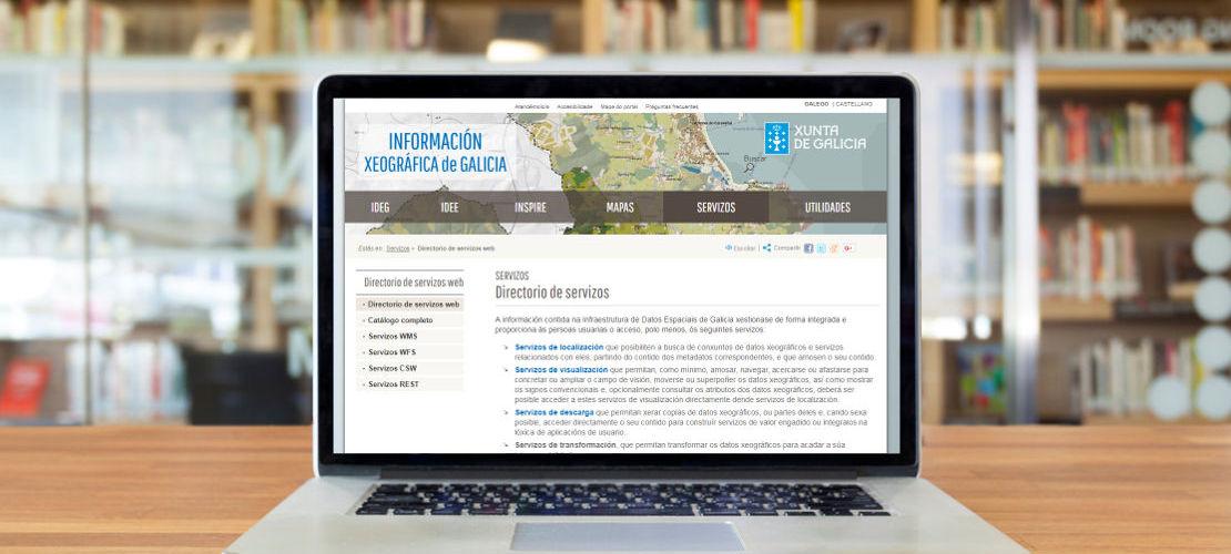 Mapas de Galicia